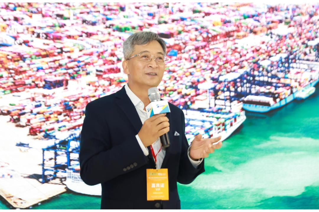 Patrick Lam, Managing Director of YANTIAN, attended the event.